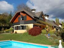 Красивый дом с бассейном в 10 километрах от Клагенфурта