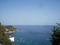 Шале с красивым панорамным видом на море в Тосса-де-Мар