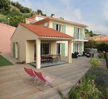 Двухэтажный дом в Ницце, продажа. №18211. ЭстейтСервис.
