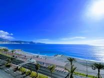 Четырехкомнатные апартаменты на Promenade des Anglais