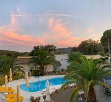 Двухэтажная вилла с красивым видом на горы в Санта-Кристина-де-Аро, продажа. №37214. ЭстейтСервис.