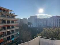 Двухкомнатная квартира с видом на Hotel Martinez