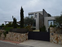 Дизайнерский особняк в Sant Andreu de Llavaneres