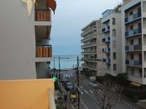 Квартира с видом на море в Roquebrune-Cap-Martin