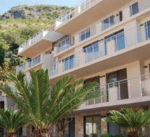 Вместительная квартира с 1 спальней с видом на море в Пржно, продажа. №14335. ЭстейтСервис.