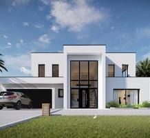 Проект строительства новой виллы в Antibes, продажа. №38643. ЭстейтСервис.
