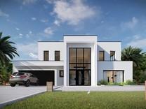 Проект строительства новой виллы в Antibes