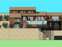 Проект реконструкции/строительства большой виллы