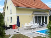 Дом с бассейном в Клагенфурте
