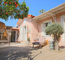 Уютный дом недалеко от песчаных пляжей Жуан-ле-Пен, продажа. №38691. ЭстейтСервис.