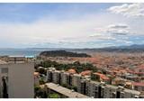 Просторная квартира с видом на море и горы в Ницце