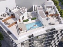 Апартаменты по улице Арагон, сектор El Clot
