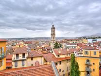 Трехкомнатные апартаменты в секторе Vieux Nice