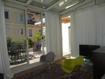 Просторные трехкомнатные апартаменты с видом на море в Монако