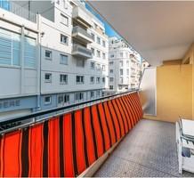 Четырёхкомнатная квартира с большой террасой в Ницце, продажа. №37117. ЭстейтСервис.