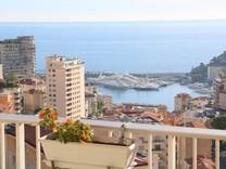 Четырехкомнатная квартира с видом на Монако