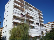 Квартира с 2 спальнями с видом на море в Platja d Aro
