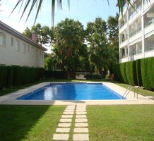 Таунхаус в комплексе с бассейном возле порта Playa d Aro, продажа. №38405. ЭстейтСервис.