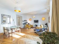 Шикарная квартира в Золотом Квадрате Ниццы