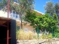 Дом с фруктовым садом и видом на море в Шушани