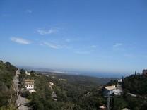 Участок с видом на море в Плайа де Аро