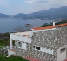Вилла в Близикуче с видом на Свети Стефан и море, продажа. №15359. ЭстейтСервис.