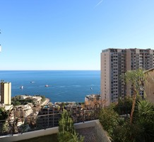 Новая квартира с боковым видом на море и Монако, продажа. №38350. ЭстейтСервис.