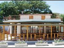Двухэтажный ресторан в Каварне