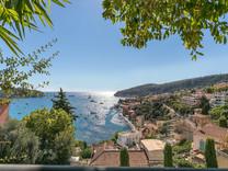Квартира с видом на залив Villefranche и Cap Ferrat