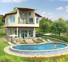 Новый дом с видом на море, продажа. №10710. ЭстейтСервис.