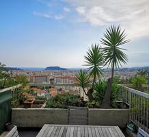 Квартира с захватывающей панорамой в Ницце, продажа. №35644. ЭстейтСервис.