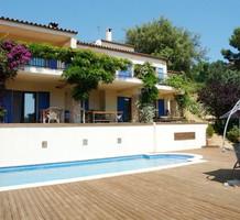 Вилла в Багур с видом на море, Испания, продажа. №13208. ЭстейтСервис.
