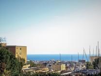 Таунхаус с частным садом и панорамой на Монако