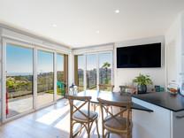 Дизайнерская квартира с видом на море в Ницце, Вантабрен