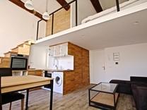 Отремонтированная квартира на place Massena