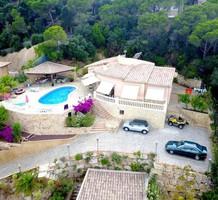 Семейная вилла с бассейном в урбанизации Serra Brava, продажа. №34509. ЭстейтСервис.