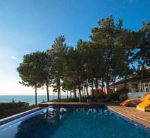 Элегантный дом рядом с морем в Сан-Поль-де-Мар, продажа. №40925. ЭстейтСервис.