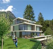 Дом в Инсбруке с террасой на крыше, продажа. №5457. ЭстейтСервис.