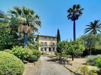 Исторический особняк в 10 минутах ходьбы от rue d'Antibes