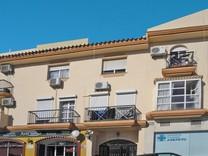 Просторные апартаменты с террасой на крыше в Mijas Costa
