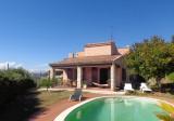 Вилла с красивой панорамой в районе PESSICART