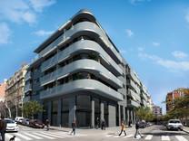 Апартаменты в новостройке в Барселоне
