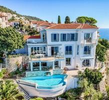 Престижный особняк возле моря на Cap de Nice, продажа. №41054. ЭстейтСервис.