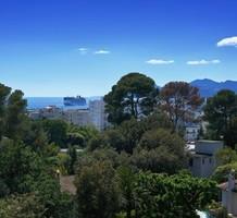 Двухуровневый пентхаус с большой террасой, Basse Californie, продажа. №37883. ЭстейтСервис.