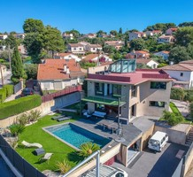Современный дом с видом на море в Кань-сюр-Мер, продажа. №40992. ЭстейтСервис.
