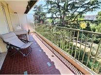 Апартаменты с приятным видом в Juan-les-Pins