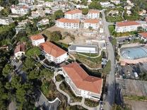 Пентхаус в новом комплексе с бассейном в Рокебрюн