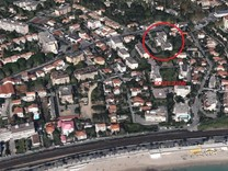 Двухкомнатная квартира рядом с морем и Parc Exflora