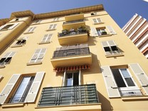 Двухкомнатная квартира на самой границе с Монако