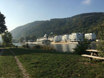 Современные апартаменты с видом на Дунай